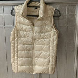 UNIQLO lightweight vest